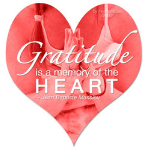 Gratitude of the Heart